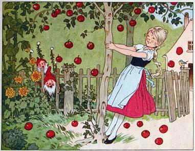 Vrouw_holle_appels_plukken